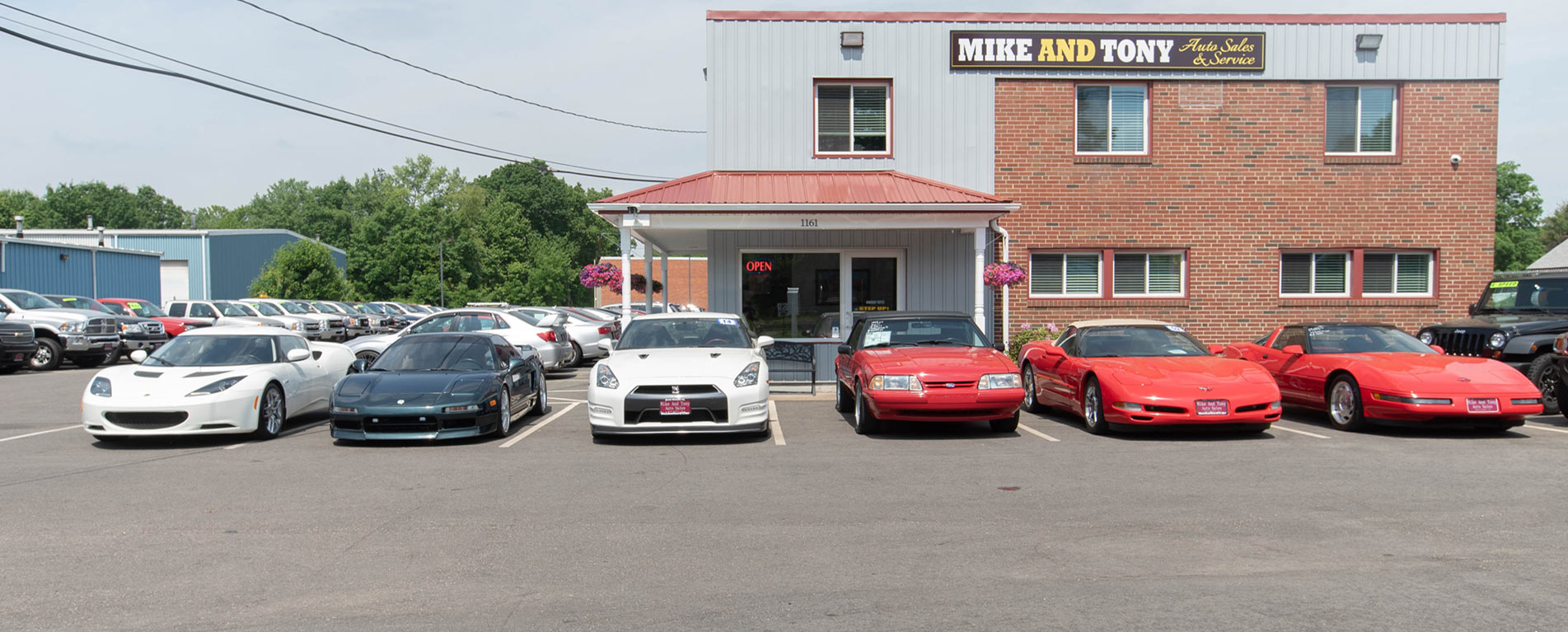 Used cars for sale in South Windsor | Mike And Tony Auto Sales, Inc. South Windsor CT